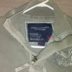 American Eagle 1/4 zip pullover